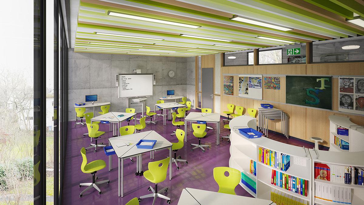 VS Shift+ Klassenzimmer – 3D Betrieb GmbH