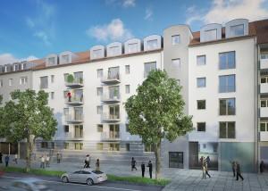 pag_Wohnanlage-Muenchen_Visualisierung_Architektur_Aussen