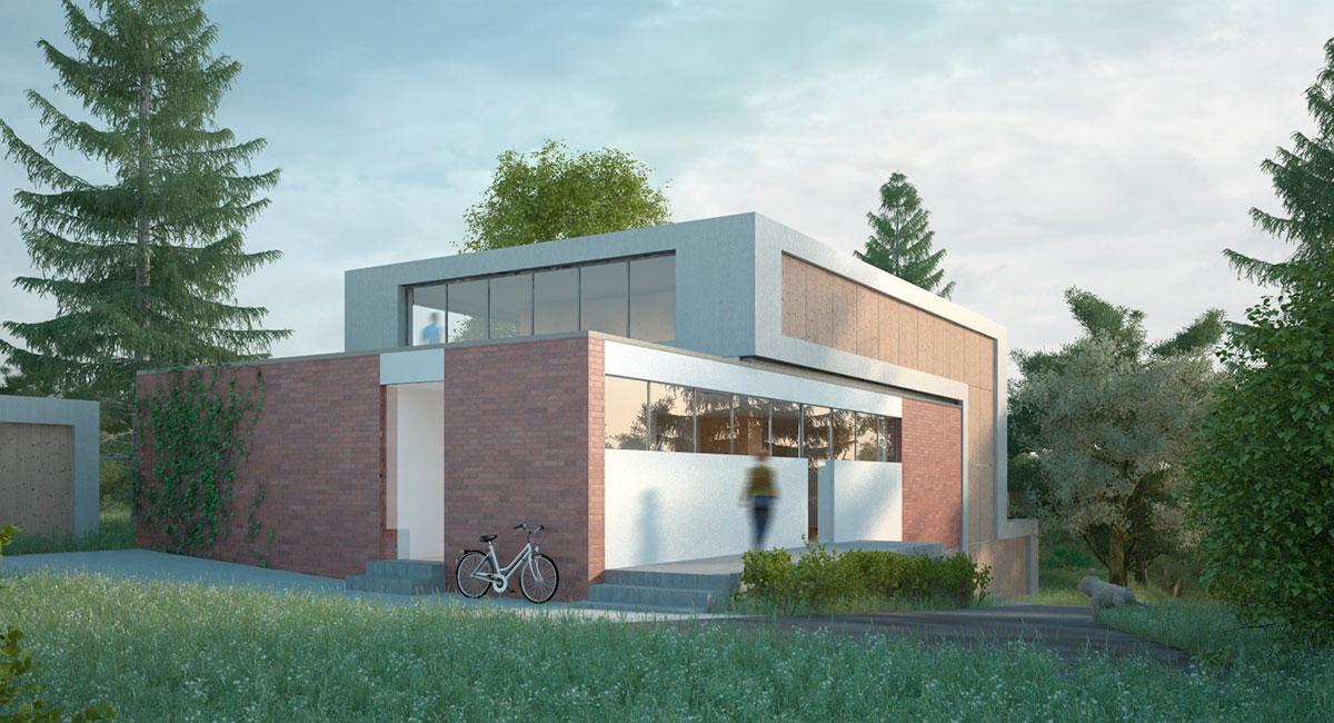 wohnhaus in w rzburg 3d betrieb gmbh. Black Bedroom Furniture Sets. Home Design Ideas