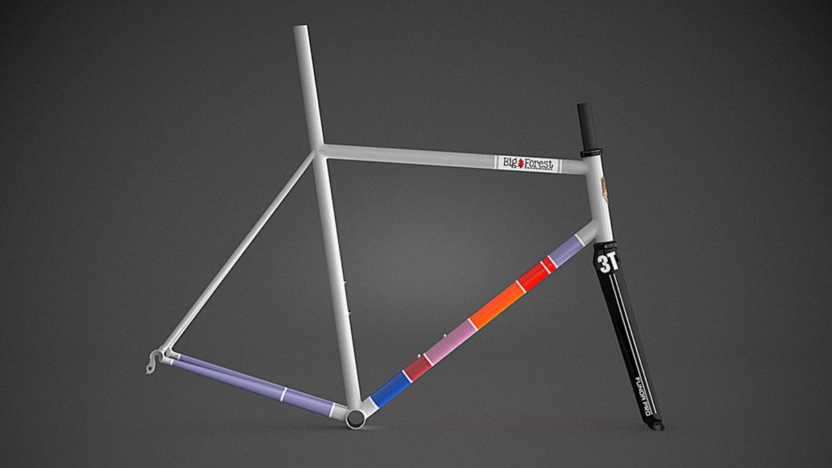 Atemberaubend Fahrrad Rahmen Design Bilder - Bilderrahmen Ideen ...